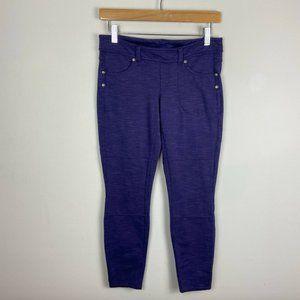 Athleta Bettona Skinny Leggings Purple Pants SP
